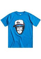 QUIKSILVER Kids C8 S/S T-Shirt brillant blue