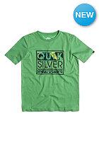 QUIKSILVER Kids Classic A24 S/S T-Shirt shamrock - solid