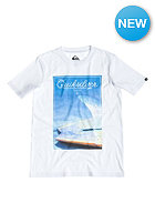 QUIKSILVER Kids Classic A26 S/S T-Shirt bright white - solid