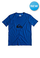 QUIKSILVER Kids Classic A50 S/S T-Shirt olympian blue - solid
