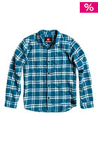 QUIKSILVER Kids Colwood L/S Shirt petrol