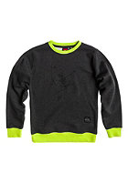 QUIKSILVER Kids Crew Sweat dk grey heather