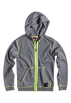 QUIKSILVER Kids Elba Hooded Jacket meduim gry heat