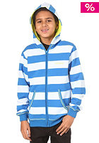 QUIKSILVER KIDS/ Floater Hooded Zip Sweat white
