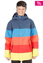 QUIKSILVER KIDS/ Fracture Youth Jacket deep blue indigo