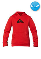 QUIKSILVER Kids God G5 B Hooded Sweat quik red
