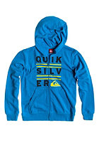 QUIKSILVER Kids K9 Hooded Zip Sweat brillant blue