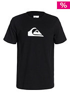 QUIKSILVER Kids Logo BR A5 S/S T-Shirt black