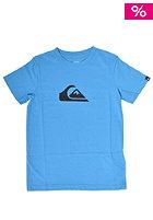 QUIKSILVER Kids Logo BR A5 S/S T-Shirt caspian