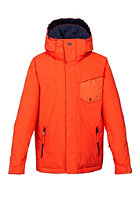 QUIKSILVER Kids Mission Jacket mandarin red