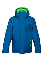 QUIKSILVER Kids Mission Jacket moroccan blue