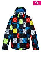 QUIKSILVER Kids Mission Print Jacket camo