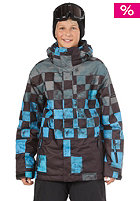 QUIKSILVER KIDS/ Next Mission Printed Youth Jacket dna snow black