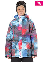 QUIKSILVER KIDS/ Next Mission Printed Youth Jacket inkisition toma