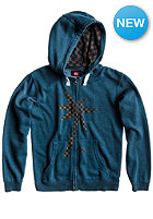 QUIKSILVER Kids Prescott K4 Hooded Zip Sweat washed navy