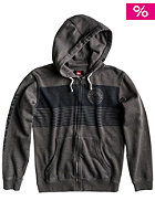 QUIKSILVER Kids Prescott K5 Hooded Zip Sweat metal