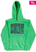 Kids Rib A7 Hooded Sweat grasshopper