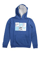 QUIKSILVER Kids Rib B10 B Hooded Sweat estate blue