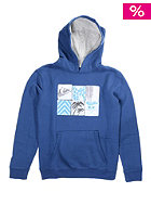 QUIKSILVER Kids Rib B10 B Hooded Sweat estate blue