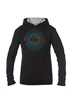 QUIKSILVER Kids Rib B5 B Hooded Sweat black