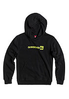 QUIKSILVER Kids Rib Logo J7 Hooded Sweat black
