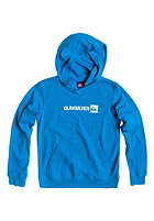 QUIKSILVER Kids Rib Logo J7 Hooded Sweat brillant blue