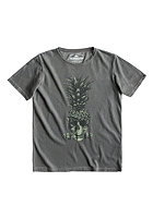 QUIKSILVER Kids Roadie V7 S/S T-Shirt metal