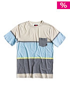 QUIKSILVER Kids Stick And Move S/S T-Shirt cloud