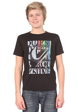 QUIKSILVER KIDS/ Travel Bug S/S T-Shirt black