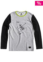 QUIKSILVER Kids TYL Longsleeve light grey heat