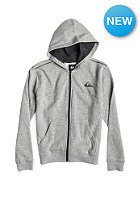 QUIKSILVER Kids Windlake Youth Hooded Zip Sweat highrise - heather