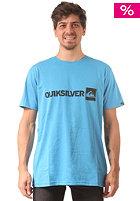 QUIKSILVER Logo Brgt A3 S/S T-Shirt caspian