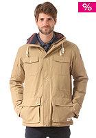 QUIKSILVER Long Bay Jacket khaki