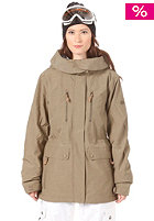 QUIKSILVER Mabelle Jacket olive