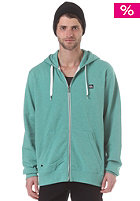 QUIKSILVER Major Basic Hooded Zip Sweat leprechaun hea