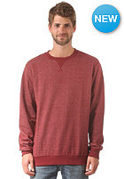 QUIKSILVER Major Crew Sweat cabernet