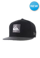 QUIKSILVER Make Snapback Cap anthracite - solid