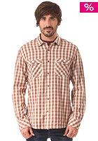 QUIKSILVER Malin L/S Shirt cabernet