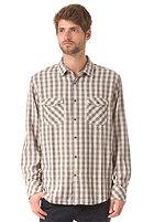 QUIKSILVER Malin L/S Shirt dark charcoal