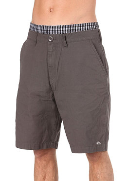QUIKSILVER Miner Road Shorts anthracite
