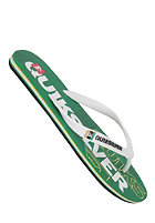 QUIKSILVER Molokai Nitro Sandals green white yellow