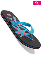 QUIKSILVER Molokai Screenline Sandal black/blue/pink