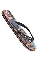 QUIKSILVER Molokai Screenline Sandals black blue org