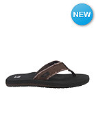 QUIKSILVER Monkey Abyss Sandals demitasse - solid