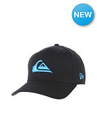 QUIKSILVER Mountain and Wave Flexfit Cap anthracite - solid