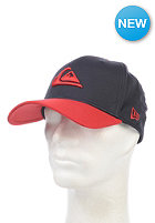 QUIKSILVER Mountainandwave Fitted Cap quik red
