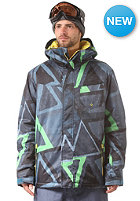 QUIKSILVER Mssin Print Ins Jacket moroccan blue 2.0