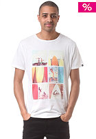 QUIKSILVER Nomad Organic L13 S/S T-Shirt marshmellow