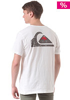 QUIKSILVER Nomad Organic L6 S/S T-Shirt marshmellow