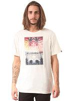 QUIKSILVER Organic S/S T-Shirt bright white